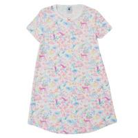 Oblačila Deklice Pižame & Spalne srajce Petit Bateau MARTINE Večbarvna