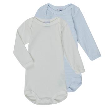 Oblačila Dečki Pižame & Spalne srajce Petit Bateau A00AR-00 Večbarvna