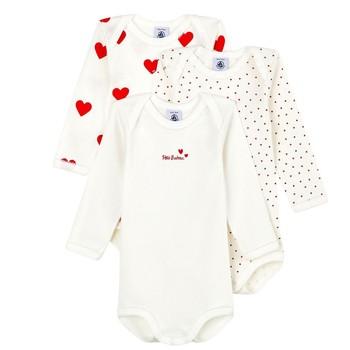 Oblačila Deklice Pižame & Spalne srajce Petit Bateau A00BC-00 Večbarvna