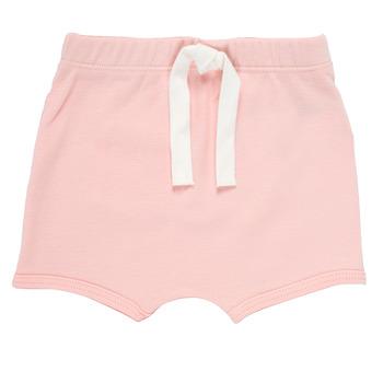 Oblačila Dečki Kratke hlače & Bermuda Petit Bateau MATHEO Rožnata
