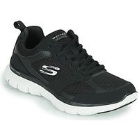 Čevlji  Ženske Fitnes / Trening Skechers FLEX APPEAL 4.0 Črna