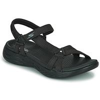 Čevlji  Ženske Športni sandali Skechers ON THE GO 600 Črna