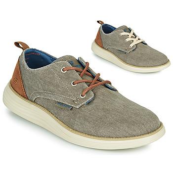 Čevlji  Moški Nizke superge Skechers STATUS 2.0 PEXTON Siva