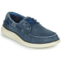 Čevlji  Moški Mokasini & Jadralni čevlji Skechers STATUS 2.0 LORANO Modra