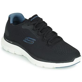 Čevlji  Moški Nizke superge Skechers FLEX ADVANTAGE 4.0 Črna