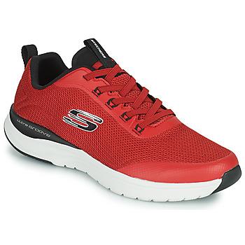 Čevlji  Moški Nizke superge Skechers ULTRA GROOVE Rdeča