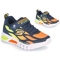 Čevlji  Dečki Nizke superge Skechers FLEX-GLOW Oranžna