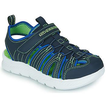 Čevlji  Dečki Športni sandali Skechers C-FLEX SANDAL 2.0 Zelena