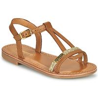 Čevlji  Deklice Sandali & Odprti čevlji Les Tropéziennes par M Belarbi BADA Zlata