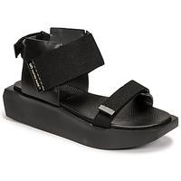 Čevlji  Ženske Sandali & Odprti čevlji United nude WA LO Črna