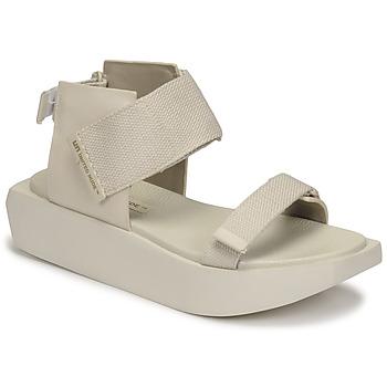 Čevlji  Ženske Sandali & Odprti čevlji United nude WA LO Bela