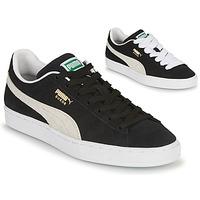 Čevlji  Nizke superge Puma SUEDE Črna