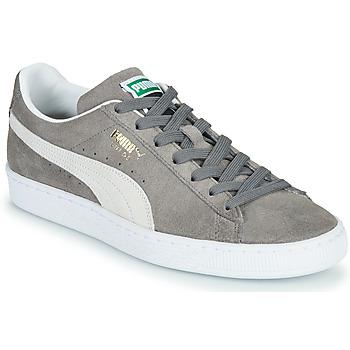Čevlji  Nizke superge Puma SUEDE Siva