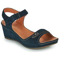 Čevlji  Ženske Sandali & Odprti čevlji Mam'Zelle DARDA Modra
