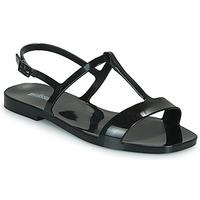 Čevlji  Ženske Sandali & Odprti čevlji Melissa ESSENTIAL NEW FEMME AD Črna