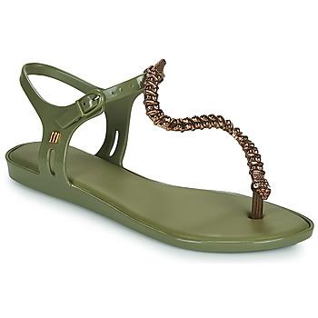 Čevlji  Ženske Sandali & Odprti čevlji Melissa SOLAR - BO.BO AD Zelena