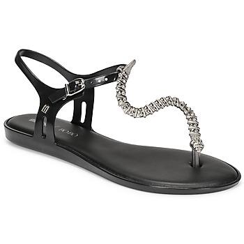 Čevlji  Ženske Sandali & Odprti čevlji Melissa SOLAR - BO.BO AD Črna