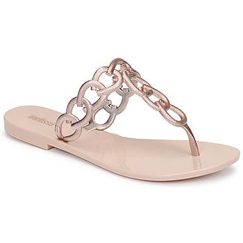 Čevlji  Ženske Japonke Melissa SUCCESS AD Rožnata