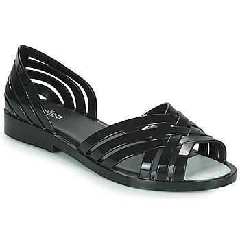 Čevlji  Ženske Sandali & Odprti čevlji Melissa FLORA AD Črna