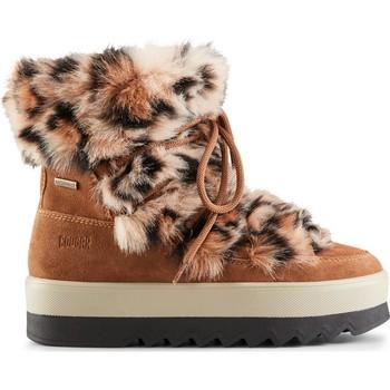 Čevlji  Ženske Škornji za sneg Cougar Vanity Suede Oak