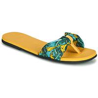 Čevlji  Ženske Japonke Havaianas YOU SAINT TROPEZ Rumena / Pozlačena