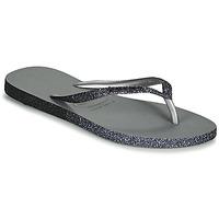 Čevlji  Ženske Japonke Havaianas SLIM SPARKLE II Siva
