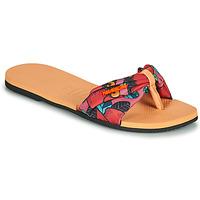 Čevlji  Ženske Japonke Havaianas YOU SAINT TROPEZ Rožnata