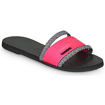 Čevlji  Ženske Sandali & Odprti čevlji Havaianas YOU TRANCOSO Črna
