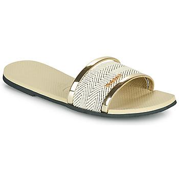 Čevlji  Ženske Sandali & Odprti čevlji Havaianas YOU TRANCOSO PREMIUM Bež
