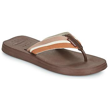 Čevlji  Moški Japonke Havaianas NEW URBAN WAY Črna / Kostanjeva
