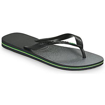 Čevlji  Japonke Havaianas BRASIL FRESH Črna