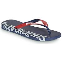 Čevlji  Japonke Havaianas TOP LOGOMANIA HIGHTECH Modra