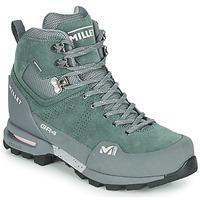 Čevlji  Ženske Pohodništvo Millet GR4 GORETEX Zelena / Črna