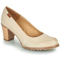 Čevlji  Ženske Salonarji MTNG 51078 Bež