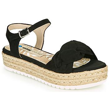 Čevlji  Ženske Sandali & Odprti čevlji MTNG 50687 Črna