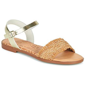 Čevlji  Ženske Sandali & Odprti čevlji MTNG 51010 Kostanjeva