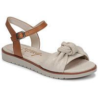 Čevlji  Ženske Sandali & Odprti čevlji MTNG 50506 Bež