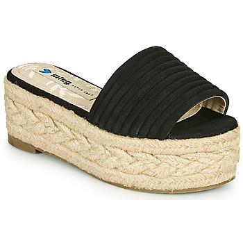 Čevlji  Ženske Natikači MTNG 51118 Črna