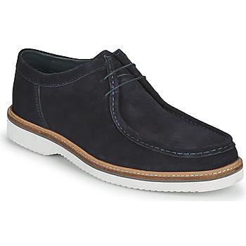 Čevlji  Moški Čevlji Derby Base London BARNUM Modra