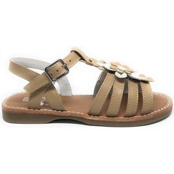 Čevlji  Deklice Sandali & Odprti čevlji D'bébé 24526-18 Kostanjeva