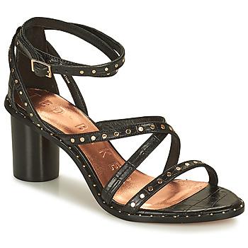 Čevlji  Ženske Sandali & Odprti čevlji Ted Baker KATHAR Črna