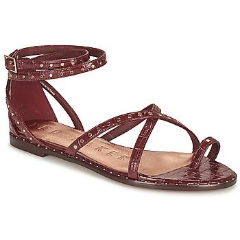 Čevlji  Ženske Sandali & Odprti čevlji Ted Baker MATHAR Kostanjeva