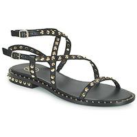 Čevlji  Ženske Sandali & Odprti čevlji Ash PETRA Črna