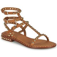Čevlji  Ženske Sandali & Odprti čevlji Ash PLAY Kostanjeva