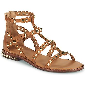 Čevlji  Ženske Sandali & Odprti čevlji Ash PIXEL Kostanjeva