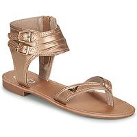 Čevlji  Ženske Sandali & Odprti čevlji Les Petites Bombes VALENTINE Rožnata