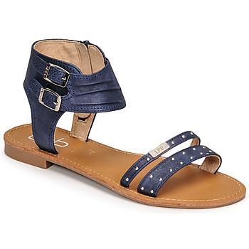 Čevlji  Ženske Sandali & Odprti čevlji Les Petites Bombes BELIZE Modra