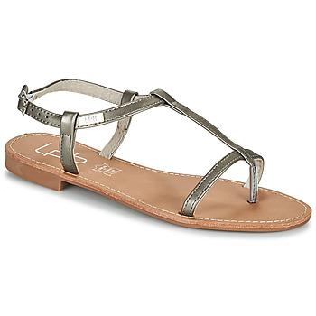Čevlji  Ženske Sandali & Odprti čevlji Les Petites Bombes BULLE Siva
