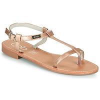 Čevlji  Ženske Sandali & Odprti čevlji Les Petites Bombes BULLE Rožnata