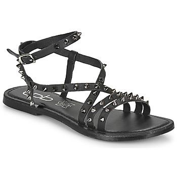 Čevlji  Ženske Sandali & Odprti čevlji Les Petites Bombes BEATA Črna